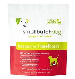 Small Batch Freeze Dried Beef Dog Food 14oz