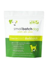 Small Batch Freeze Dried Duck Dog Food 14oz