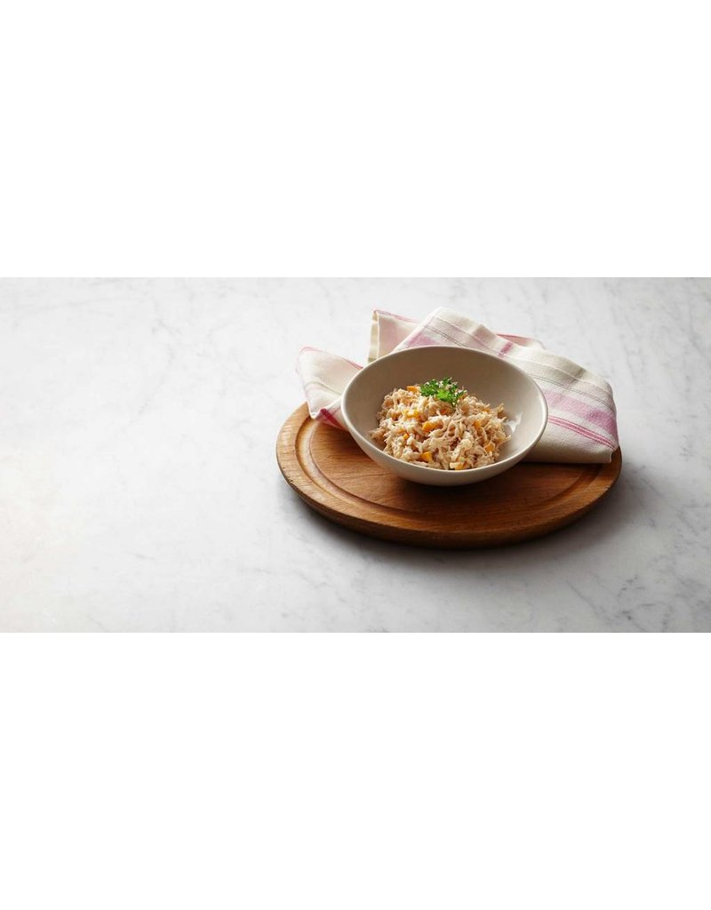Fussie Cat Chicken w/Egg 2.8oz (24/pk)