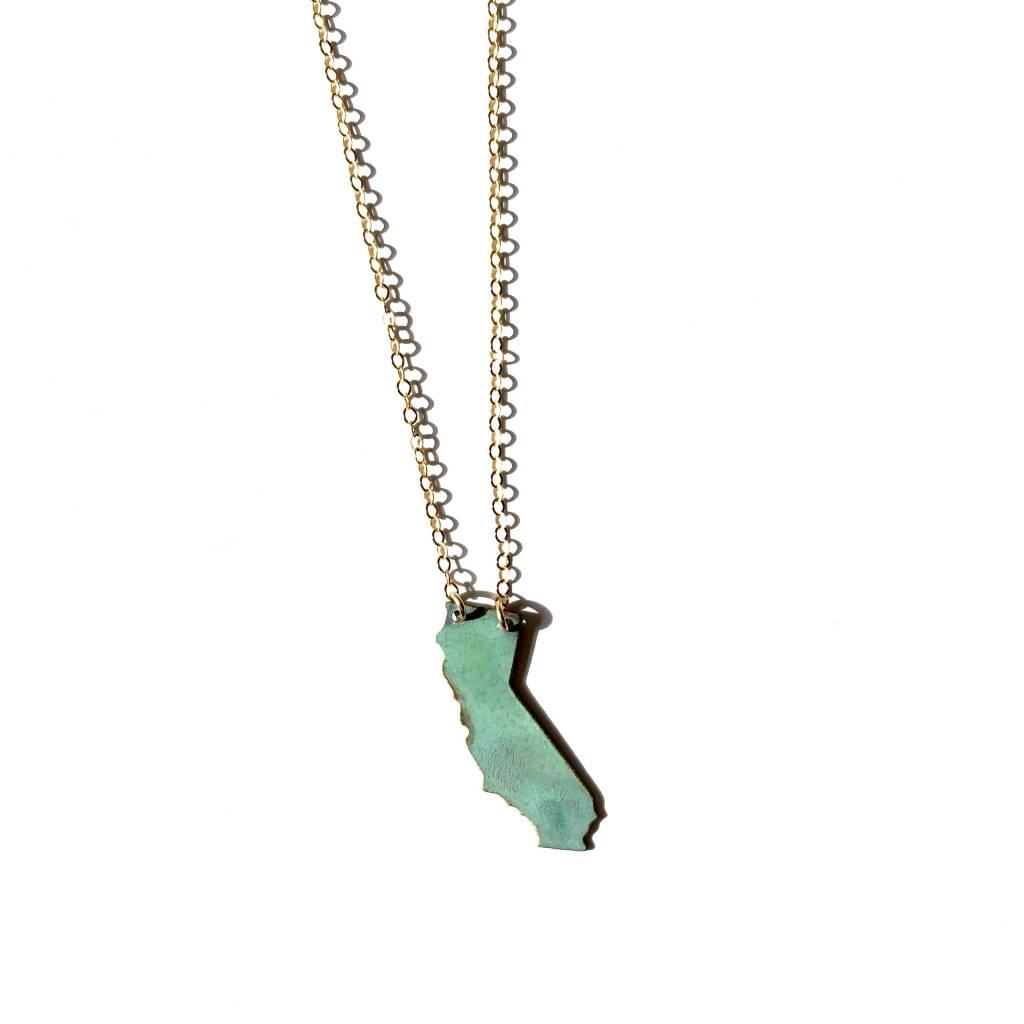 California necklace mindfulnest ninotchka goods california necklace aloadofball Choice Image