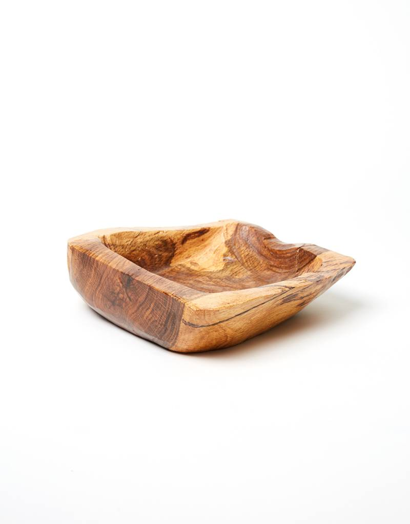 Reclaimed Artworks Small Wood Bowl/ Catchall