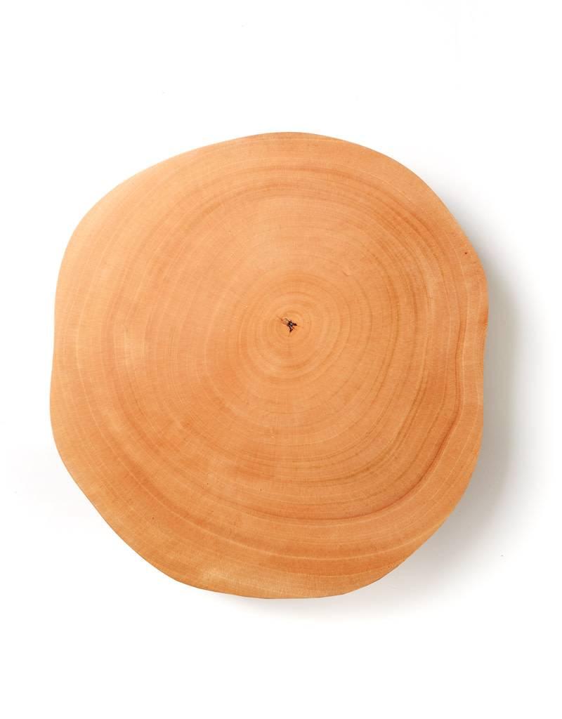 Be Home Mango Wood Lazy Susan, Large