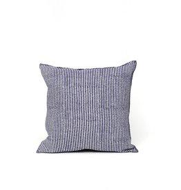 John Robshaw Aleppo Indigo Pillow