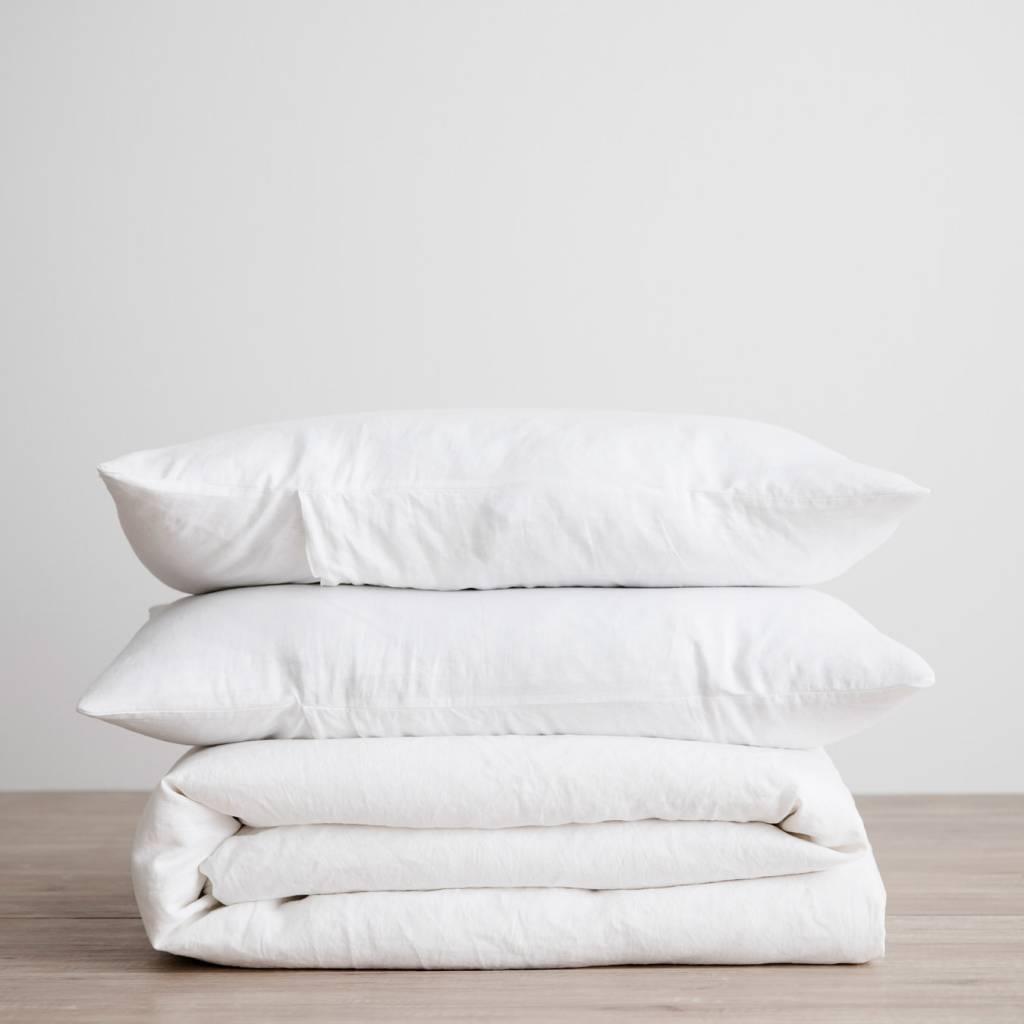 Cultiver White Duvet Set