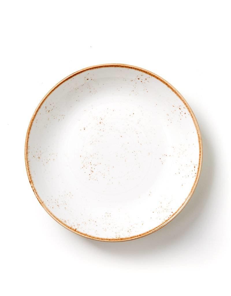 Steelite International Craft White Shallow Bowl
