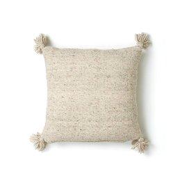 Territory Design Gray Puro Wool Pillow