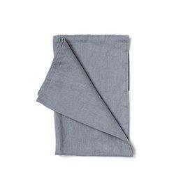 Not Perfect Linen Dark Graphite Linen Tea Towel