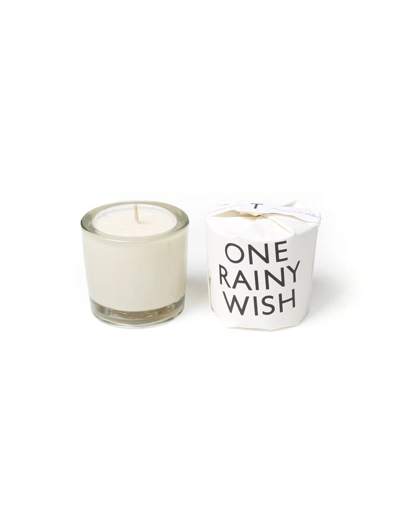 Tatine Tisane Candle One Rainy Wish
