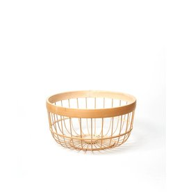 Cornell Basket - Natural Medium