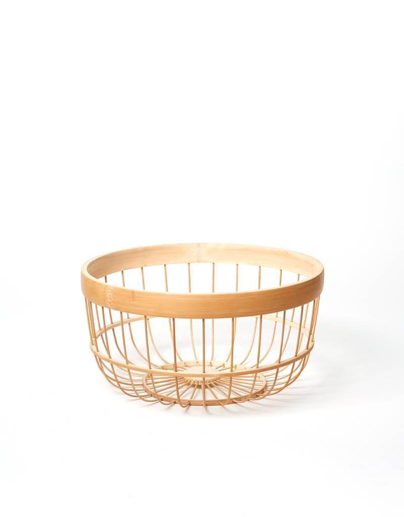 Cornell Basket - Natural Medium
