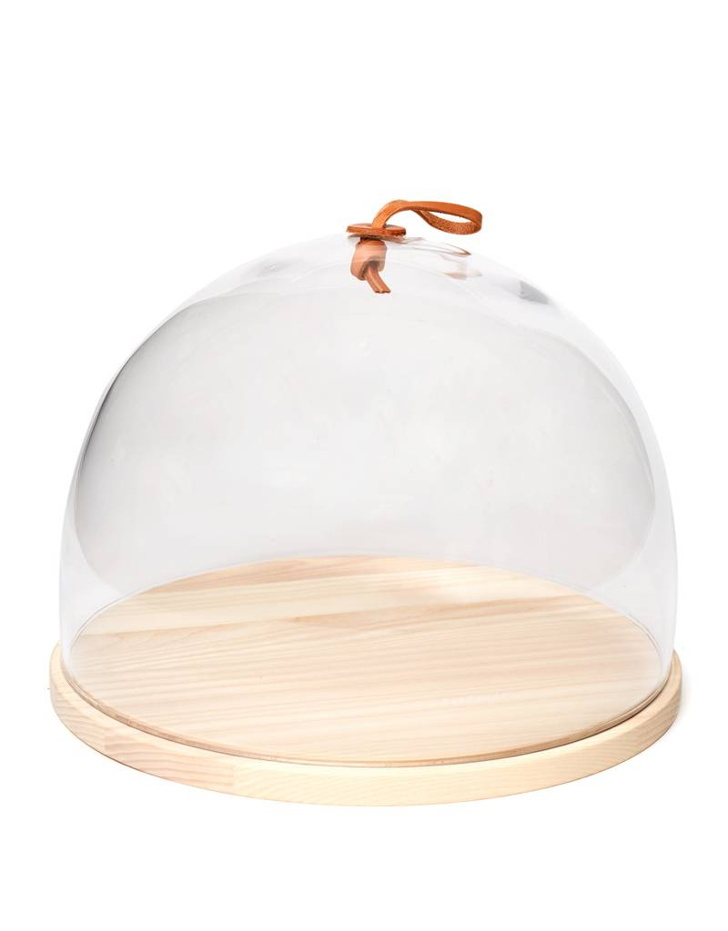 LSA International Ivalo Dome with Ash Base