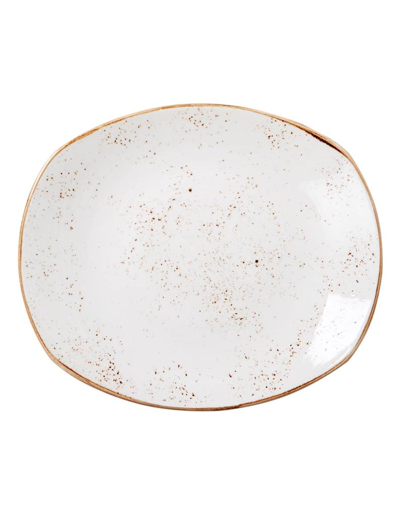 Craft White Platter