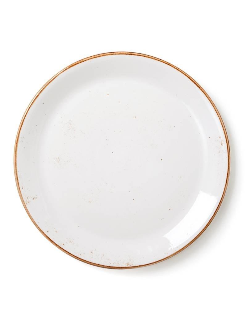 "Steelite International Craft White 11"" Dinner Plate"