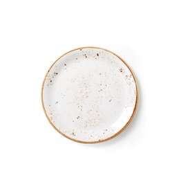 "Steelite International Craft White 8"" Salad Plate"