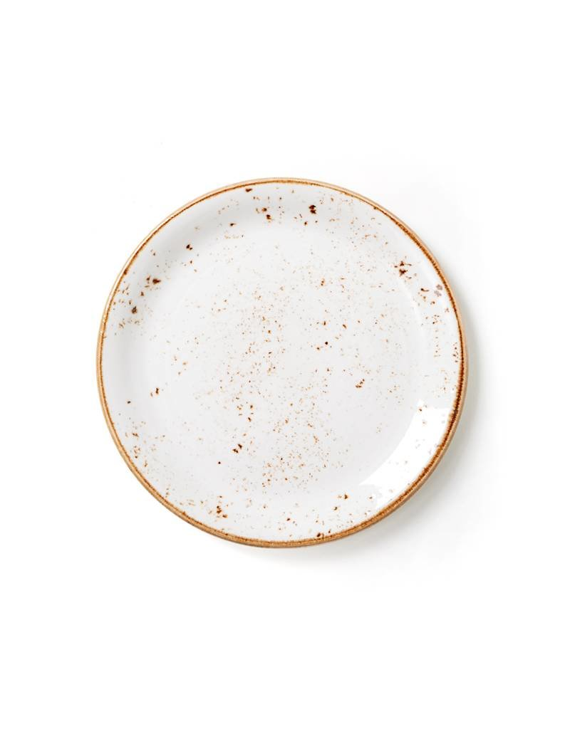 "Steelite International Craft White 8"" Salad Plate"