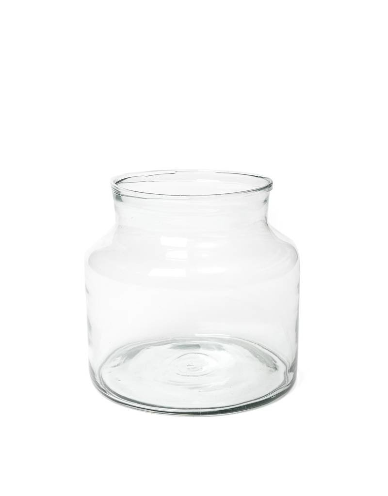 Europe 2 You Wide Mouth Flower Vase