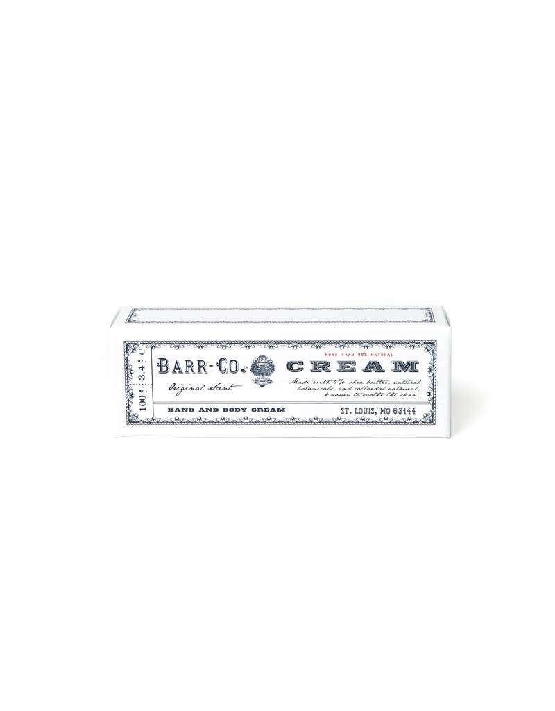 K. Hall Studio Barr Co Hand & Body Cream