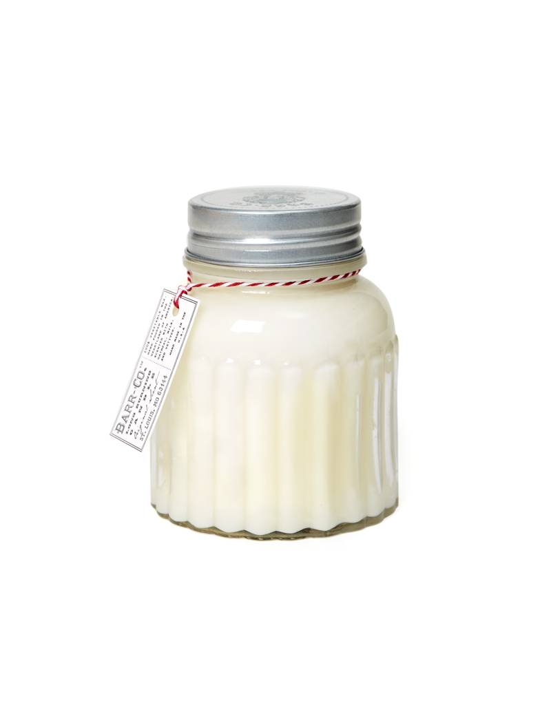 K. Hall Studio Barr Co Apothecary Jar Candle