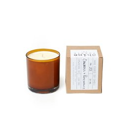 Shine Candle Co Amber Oakmoss + Patchouli Candle