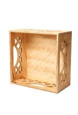 WAAM Short Square Milk Crate
