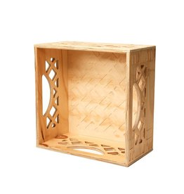 WAAM Short Square Milk Crate