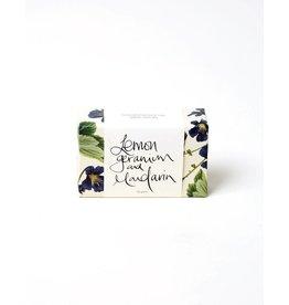 Lemon Geranium & Mandarin Soap