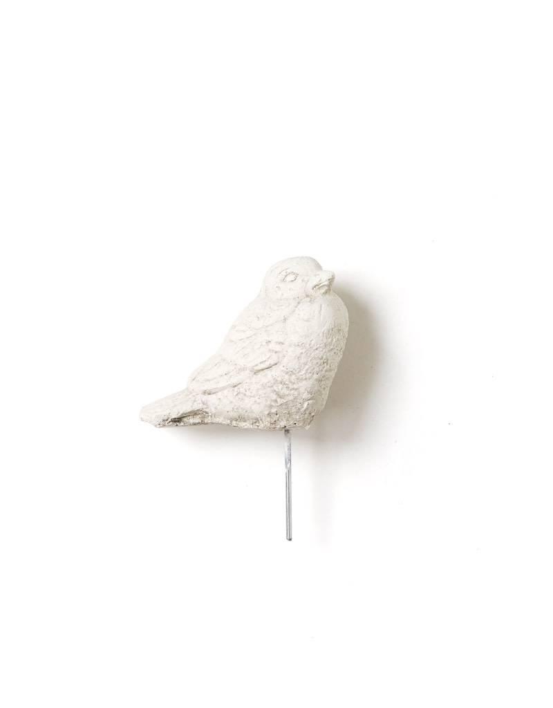 Flat Earth Designs Small Bird on Stake