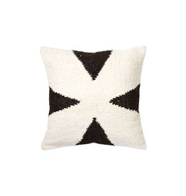 Monja Blanca Wool Pillow
