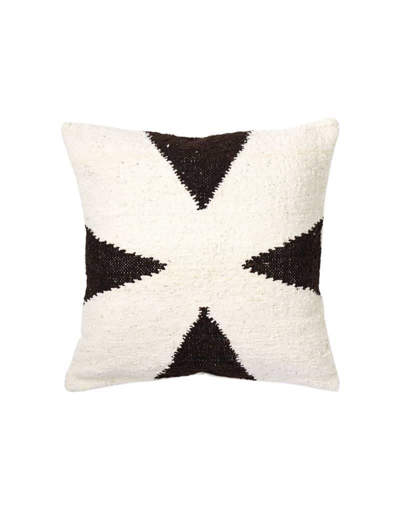 Meso Goods Monja Blanca Wool Pillow