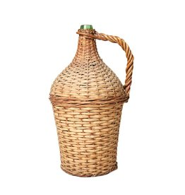 Europe 2 You Large Wicker Demijohn