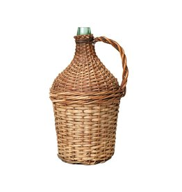 Europe 2 You Medium Wicker Demijohn