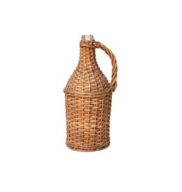 Europe 2 You Small Wicker Demijohn