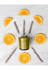 Tatine Bitter Orange & Lavender Candle