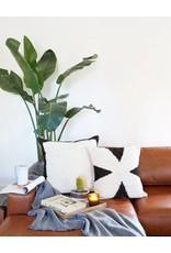 Monja Blanca Wool Pillow