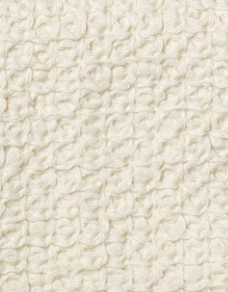 Morihata Ivory Lattice Washcloth