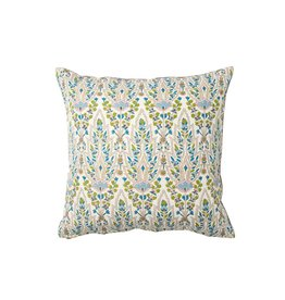 John Robshaw Lina Peacock Pillow