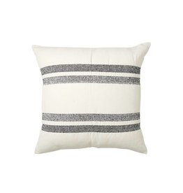Azulina Home Andes Cream Pillow 24 X 24