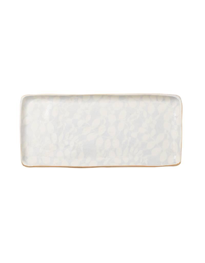 Terrafirma Ceramics Handmade Tray Aspen Opal