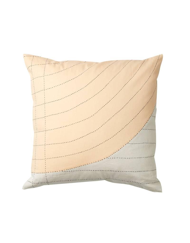 Anchal Project Blush Curve Pillow