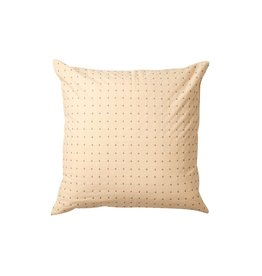 Anchal Project Blush Cross Pillow