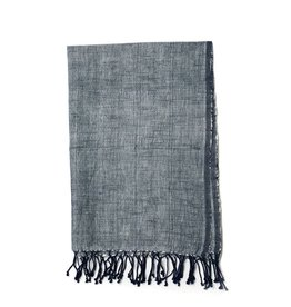 Creative Women Handwoven Hand Towel Petra Navy