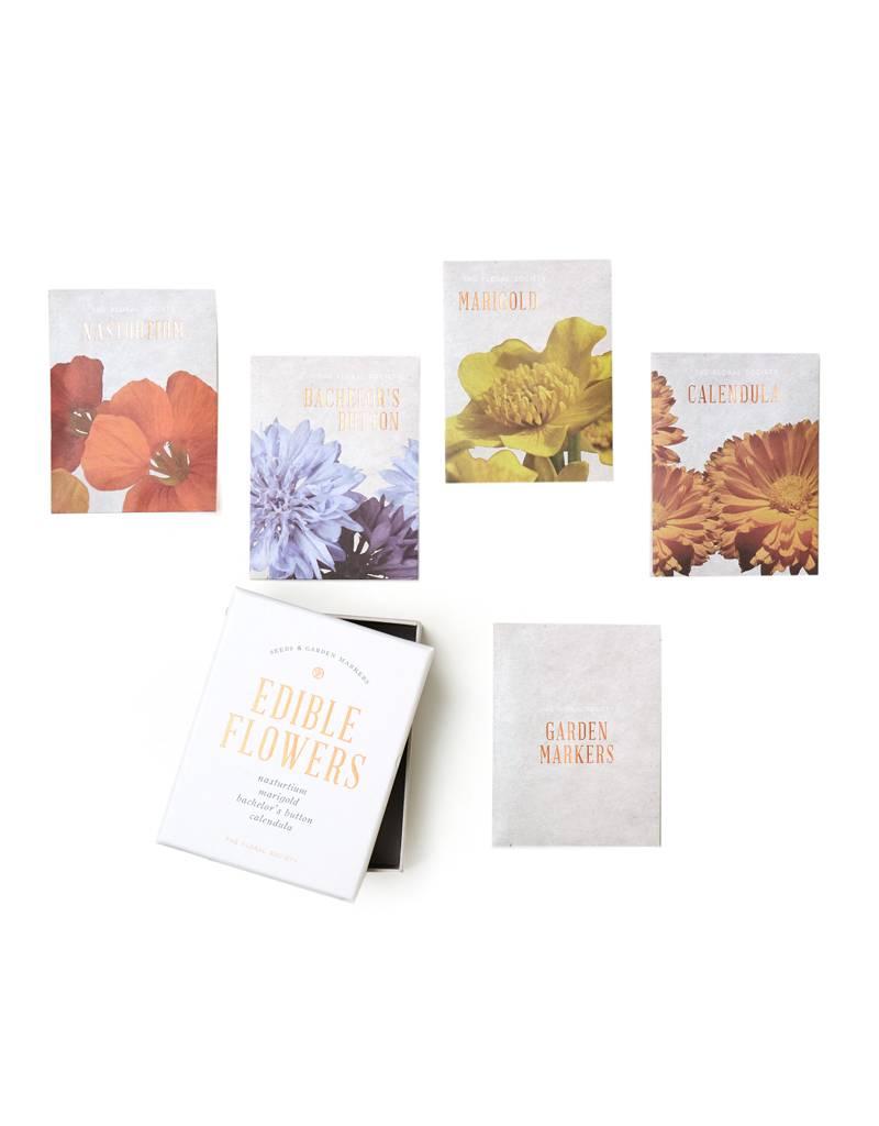 Edible Flower Kit