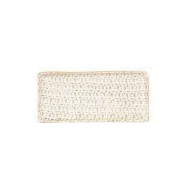 Terrafirma Ceramics Handmade Tray Maze Charcoal