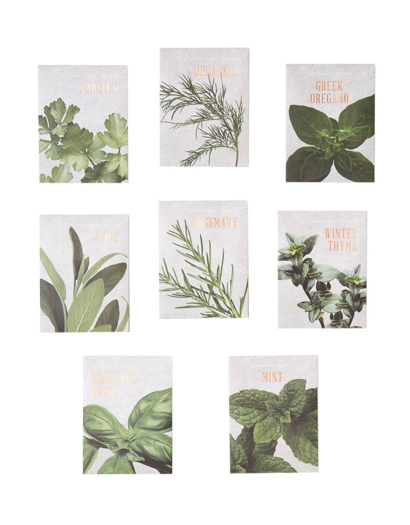 The Floral Society Herb Kit