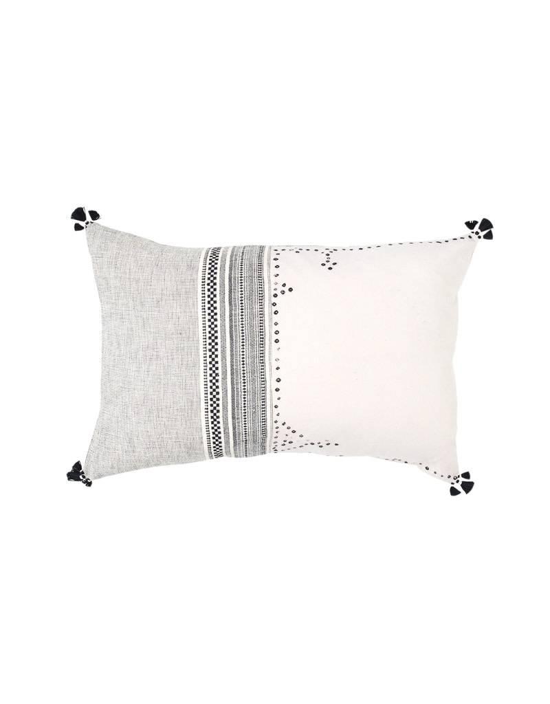 Injiri Sierra Stripe Lumbar Pillow