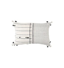 Injiri Simone Stripe Lumbar Pillow
