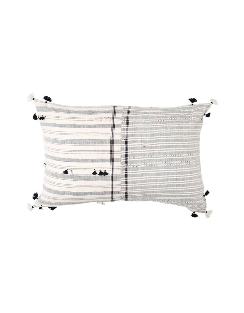 Injiri Simone Stripe Lumbar Pillow