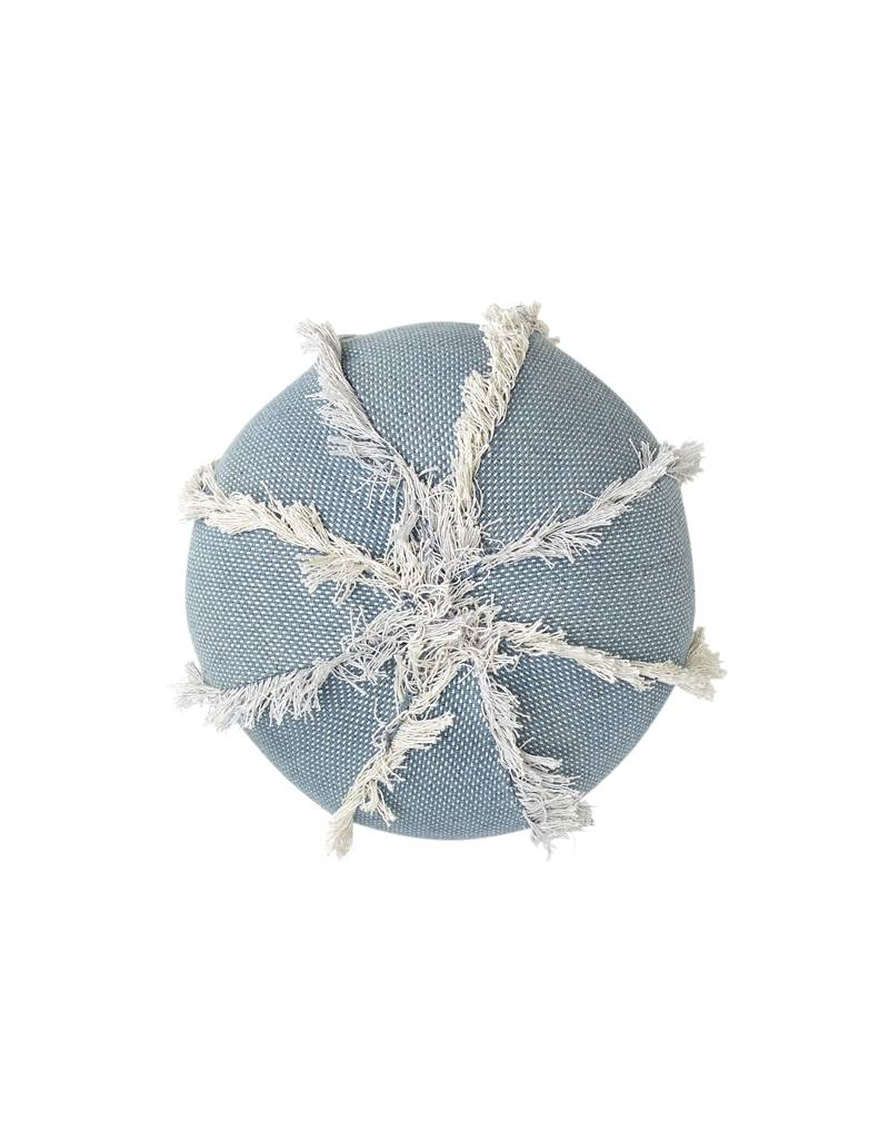 Wayil Recycled Denim Pillow Round