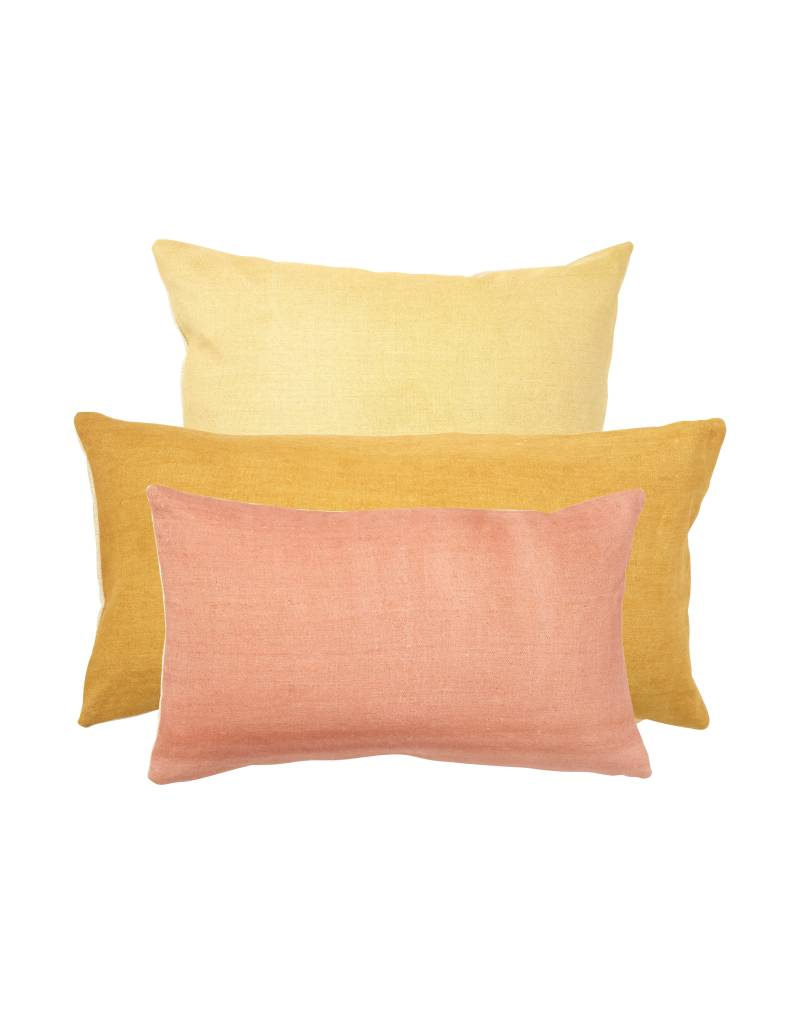 Chanee Vijay Textiles Wheat Square Pillow