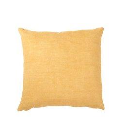 Chanee Vijay Textiles Crystal Ochre Pillow